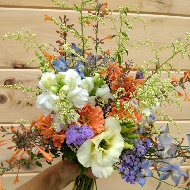 4-Week Bouquet Subscription–August