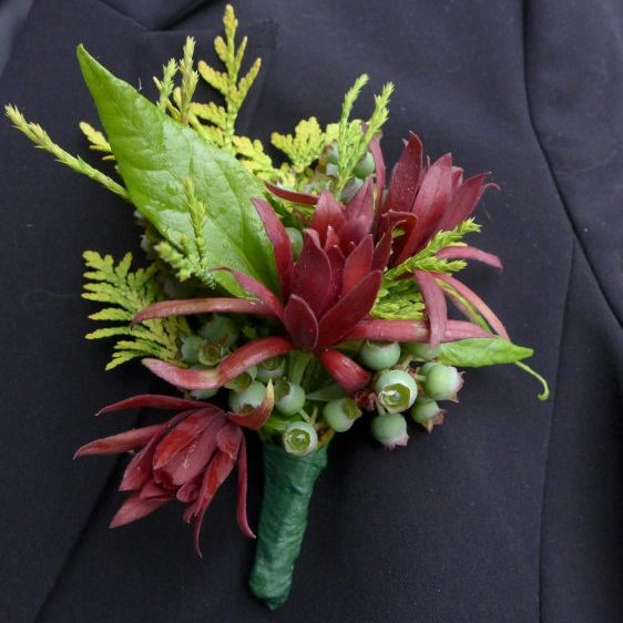 Event Flowers 2:  Boutonnieres, Corsages, And Flower Crowns