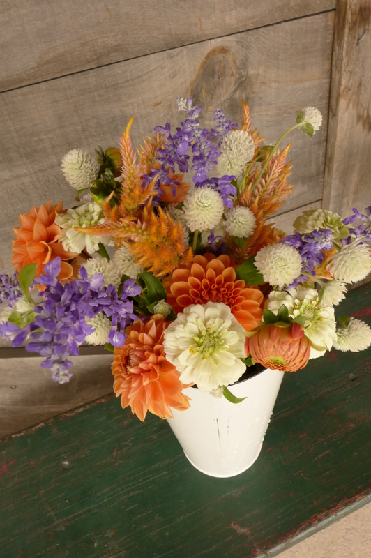Bouquet Of The Week–Friday Pick Up