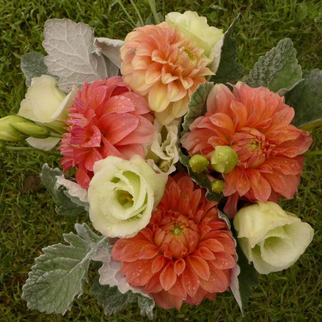 4-Week Bouquet Subscription, September, Lush Size