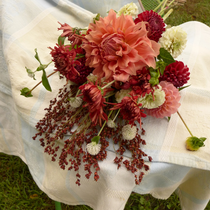 Event Flowers 1:  Bouquets And Boutonnieres