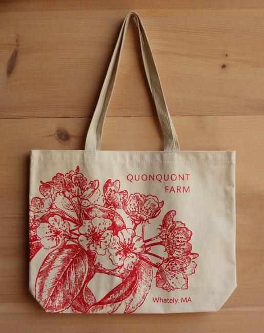 Quonquont Farm Tote Bag